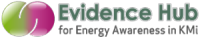 Evidence Hub for Energy Awareness