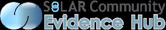 Solar Community Evidence Hub